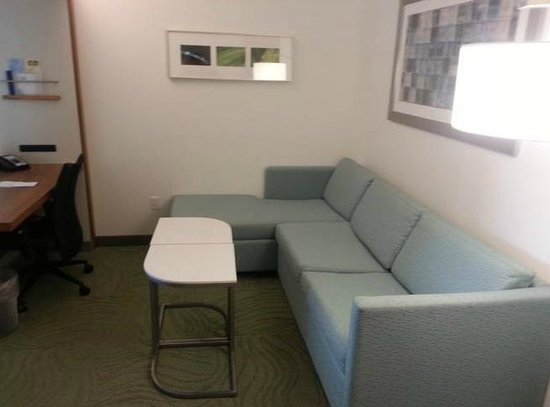 SpringHill Suites Pittsburgh Bakery Square: Sitting Room