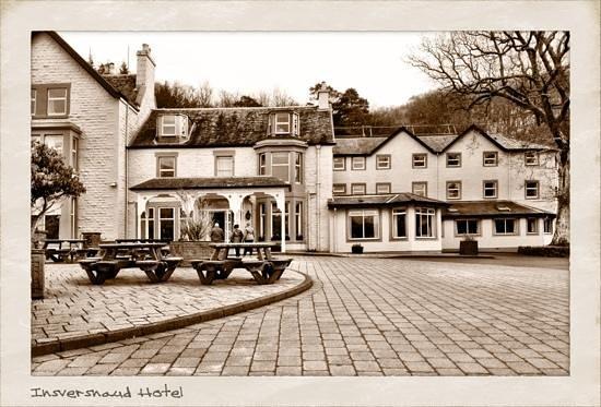 Loch Achray Hotel: Inversnaid ... sister hotel