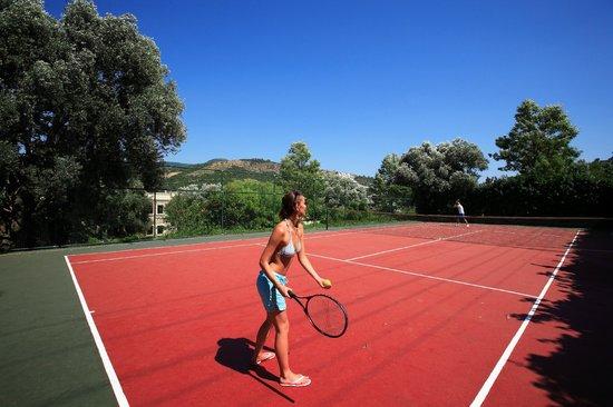زيتيندا هوتيل: Sport
