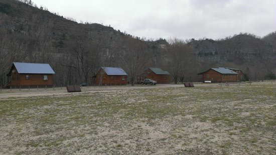 White Buffalo Resort: Cabins 2013