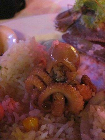 Palazzo Threatre & Restaurant: Dinner2