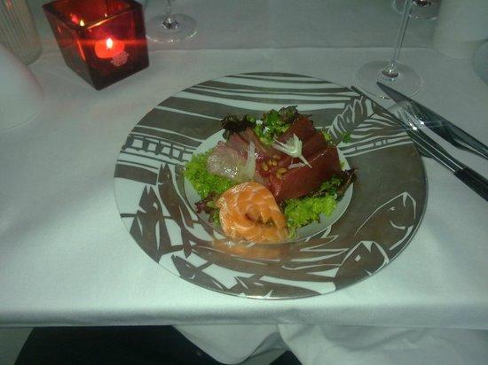 Kameha Grand: Dinner Japaner