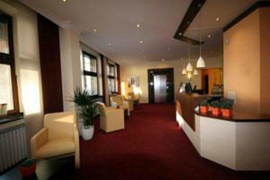 Montana Hotel: Nettes Hotel, warme Atmospfäre, freundliches Personal, gute Frühstück auswall