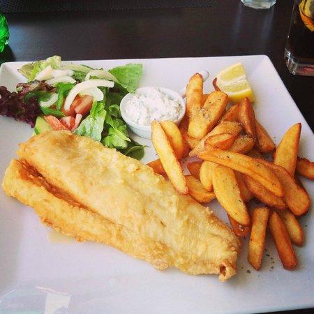 Andria Restaurant: Cod