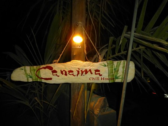 Canaima Chill House: Welcome