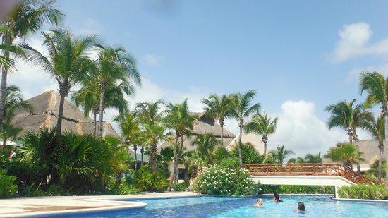 Grand Bahia Principe Coba: Vue du site