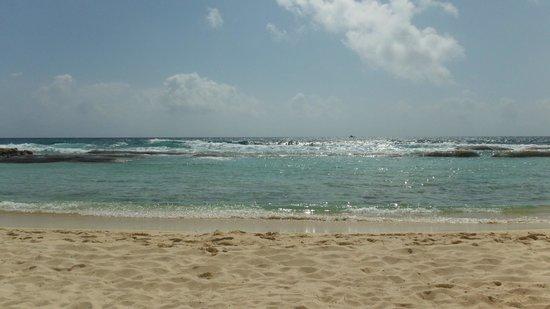 Grand Bahia Principe Coba: Vue de la plage