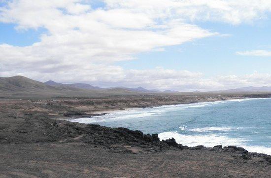 Lagunas y Playa de El Cotillo: La forza del mare