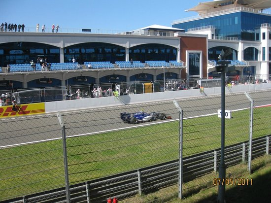 Formula 1 Grand Prix Istanbul