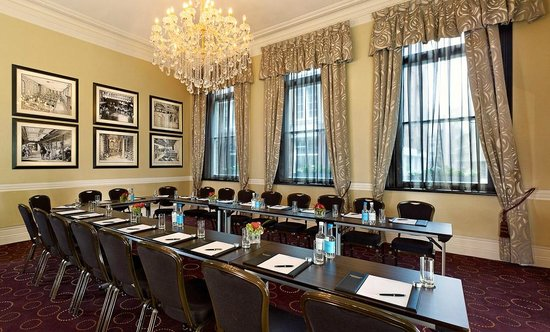 The Montcalm at the Brewery London City : Meeting room