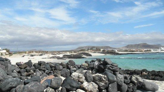Lagunas y Playa de El Cotillo: Los lagos