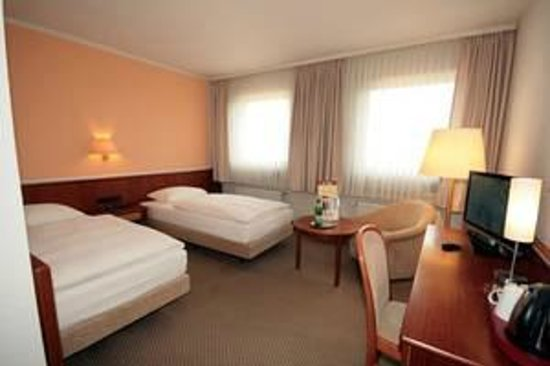 Montana Hotel: Twin Zimmer
