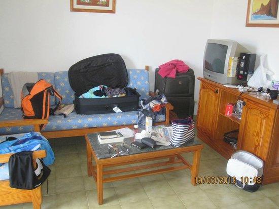 Portosol: living area