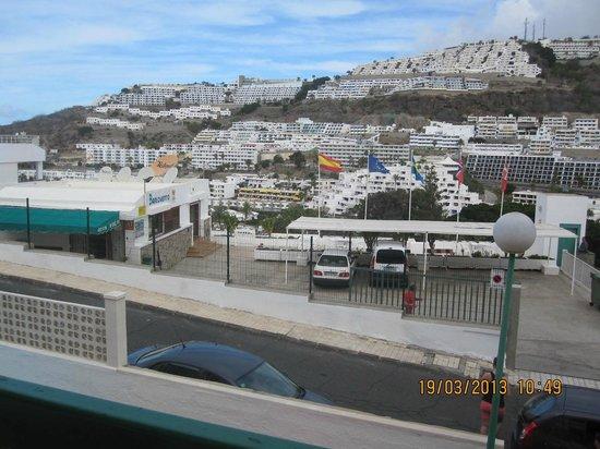 Portosol: view from balcony room 203