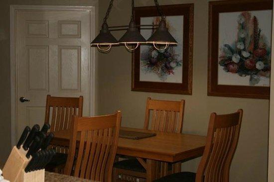 Wyndham Sedona: Great dining area
