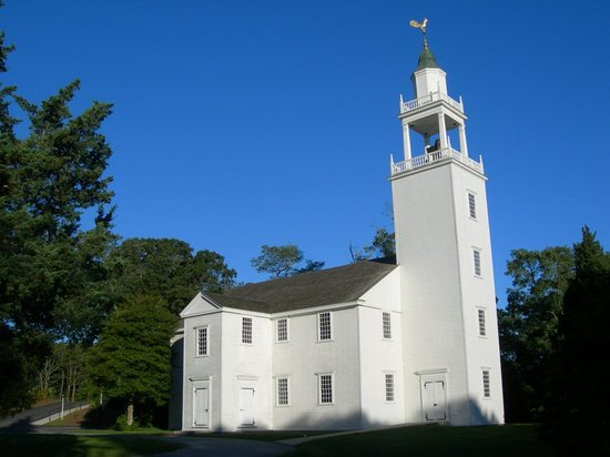 The Historic  1717 Meetinghouse