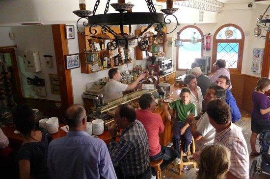 Sabiote, Spain: De tapas