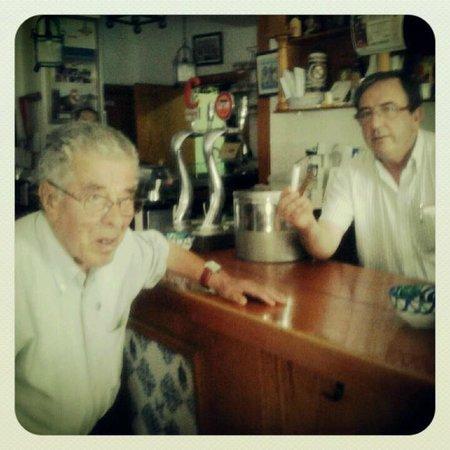Sabiote, Spain: Eduardo el chispero