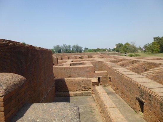 Nalanda university, near Patna