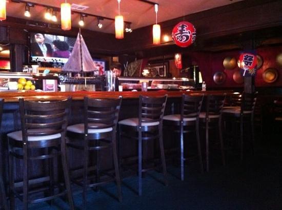 Basil Leaf: the sushi bar