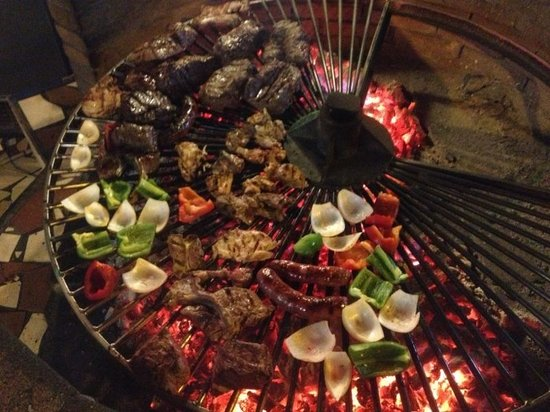 Restaurante Margarita: The BBQ