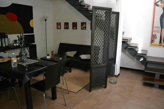 Casa Naaj Apartments: living