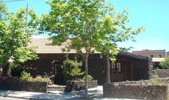 Casa Rural Aborigen Bimbache : vista principal
