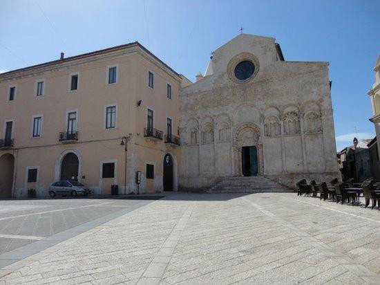 B&B Vescovo Pitirro: Duomo di Termoli