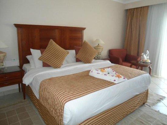 Coral Sea Waterworld Resort: Double room