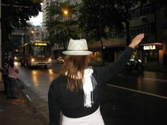 Hotel Astoria Copacabana: Транспорт