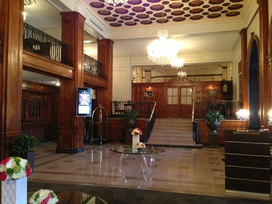 The Lord Nelson Hotel & Suites: Lobby