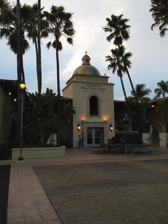 BEST WESTERN PLUS Island Palms Hotel & Marina: casa del mar
