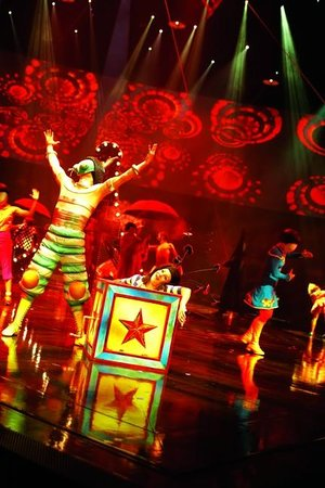 Photo of Performing Arts Venue The Beatles LOVE at 3400 Las Vegas Blvd S, Las Vegas, NV 89109, United States