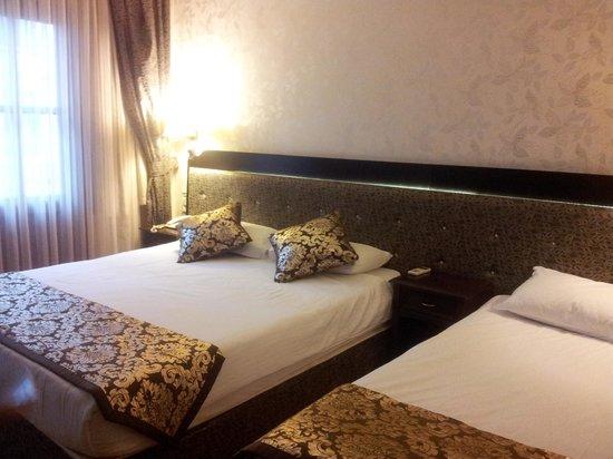 Zeugma Hotel: La nostra camera!