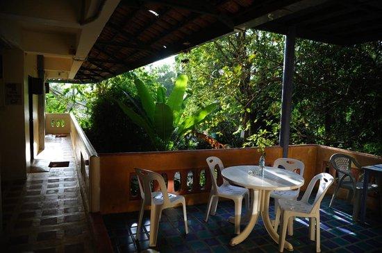 Ao Chalong Villa & Spa : Около номера