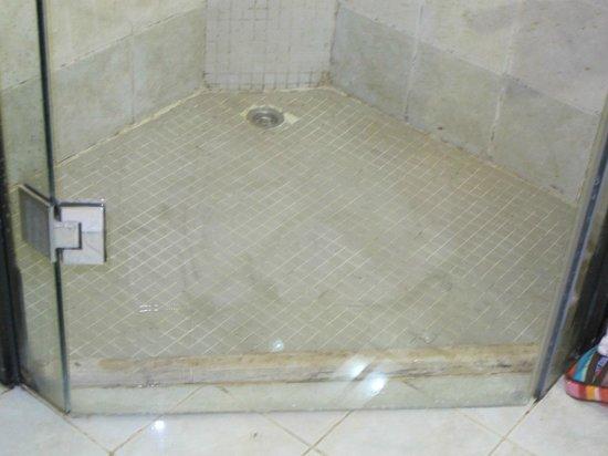 Oryx Hotel : Shower