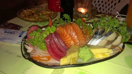 Big Fish: sushi