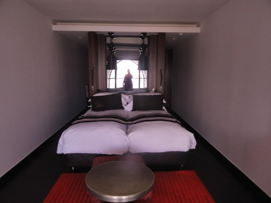Sofitel Agadir Thalassa Sea & Spa: Gorgeous comfy beds