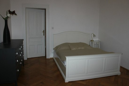 Charles Bridge Premium Apartments: спальня №1