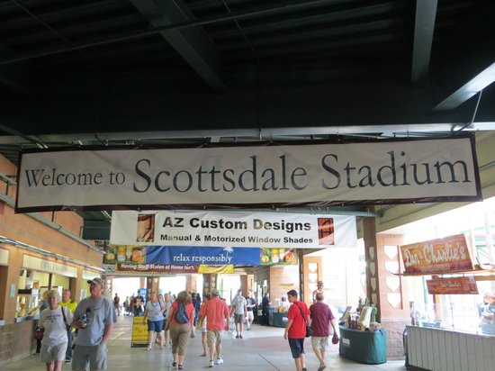 Front Entrance On South Side Picture Of Scottsdale