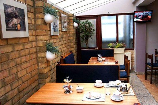 breakfast room, star hotel b&b