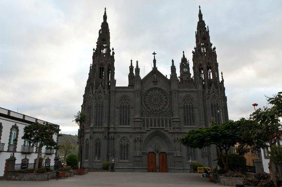 Centro histórico de Arucas: Casco Historico de Arucas
