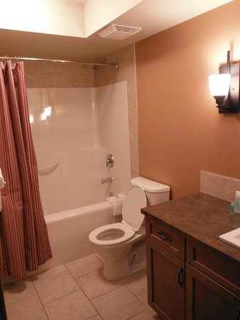 Copperstone Resort: Bathroom