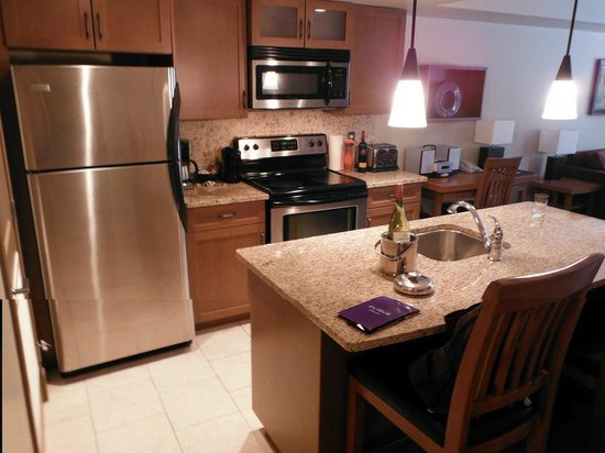 Copperstone Resort: Kitchen