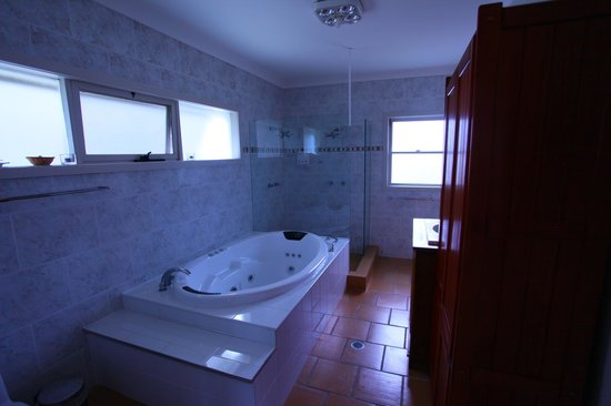 Southview - Boutique Guest House : Spa bath