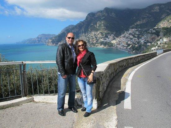 Residence Alcione: Positano 20.3.2013