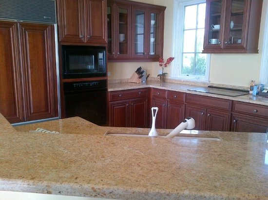 Grand Isle Resort & Spa: beautiful kitchen