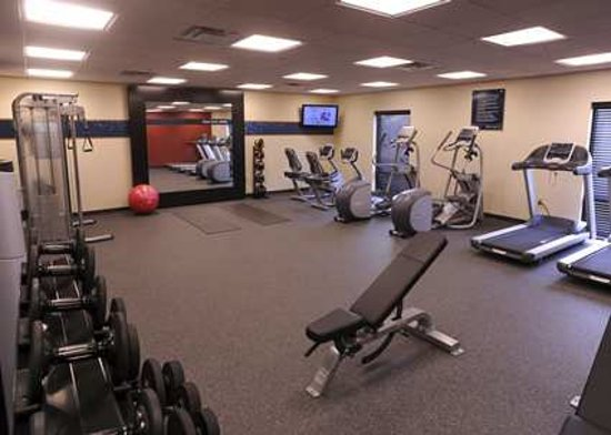 Hampton Inn Neptune/Wall: Fitness Center