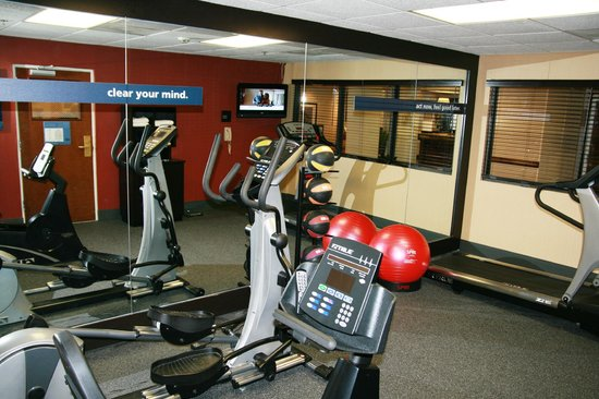 Hampton Inn Danville: Jump Start Fitness