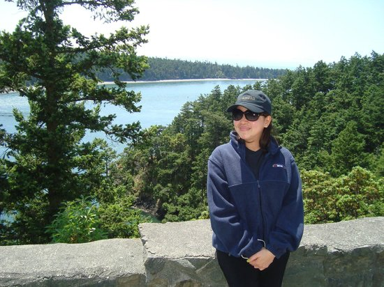 Deception Pass State Park: Deception Pass Bridge-One of the scenic wonders of the pacific northwest